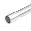 Aluminium pipe, with thread