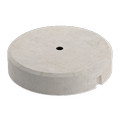 Concrete block for FangFix-System 16 kg