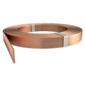 Flat conductor copper