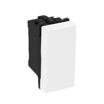 One-way switch, 1/2 module
