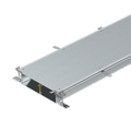 Trunking unit, blank, height 100−150 mm