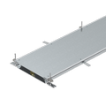 Trunking unit, blank, height 60−110 mm