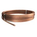 Round conductor copper