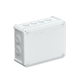 T160 Junction Box with plug-in seal 190x150x77mm