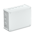 T250 Junction Box with plug-in seal 240x190x95mm